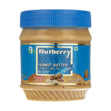 کره بادام زمینی کرانچی ناتبری مقدار 340 گرم