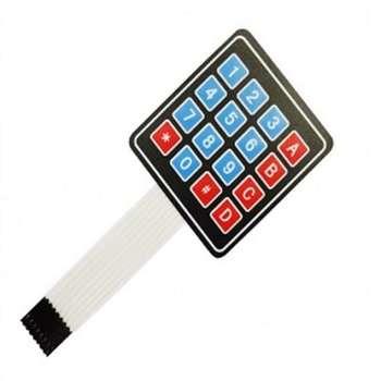 صفحه کلید مدل A4X4