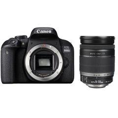 دوربین دیجیتال کانن مدل Eos 800D به همراه لنز 200-18 EF-S میلی متر IS