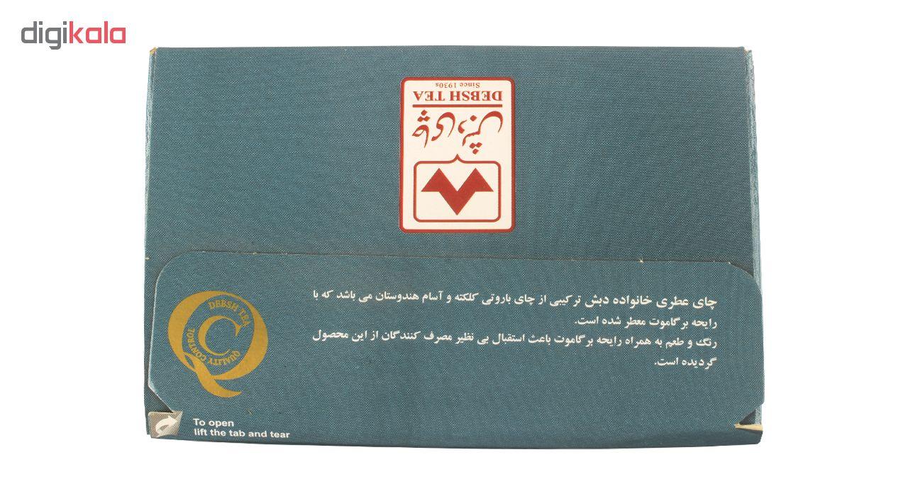 چای عطری دبش مقدار ۵۰۰ گرم main 1 1