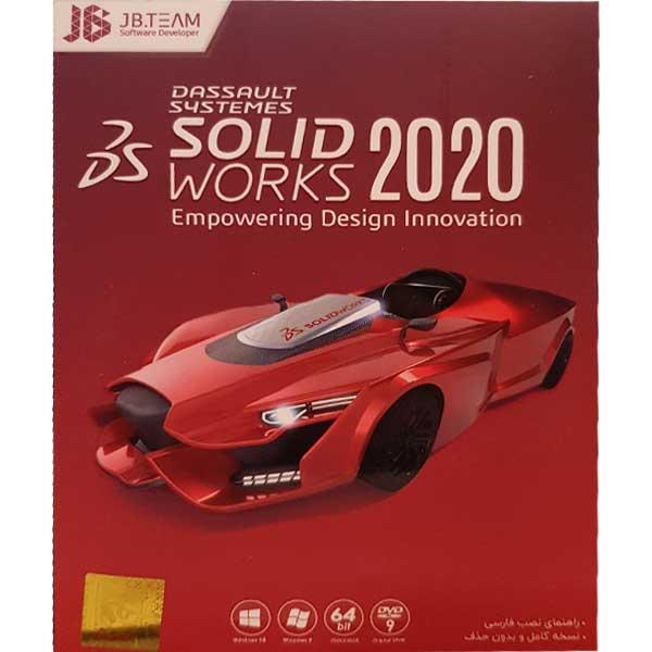 نرم افزار Solid Works 2020 64Bit نشر جی بی تیم