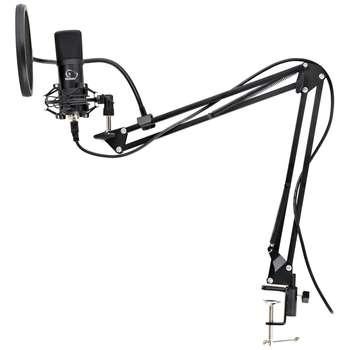 تصویر مجموعه تجهیزات ضبط صدا کینباس مدل BM800