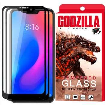 محافظ صفحه نمایش گودزیلا مدل GGF مناسب برای گوشی موبایل شیائومی Redmi A2 Lite بسته 2 عددی