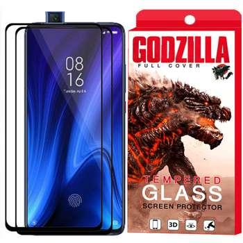 محافظ صفحه نمایش گودزیلا مدل GGF مناسب برای گوشی موبایل شیائومی Redmi K20 بسته 2 عددی