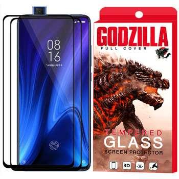 محافظ صفحه نمایش گودزیلا مدل GGF مناسب برای گوشی موبایل شیائومی Redmi K20 Pro بسته 2 عددی