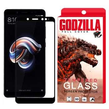 محافظ صفحه نمایش گودزیلا مدل GGF مناسب برای گوشی موبایل شیائومی Redmi Note 5 بسته 2 عددی
