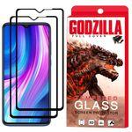 محافظ صفحه نمایش گودزیلا مدل GGF مناسب برای گوشی موبایل شیائومی Redmi Note 8 Pro بسته 2 عددی thumb
