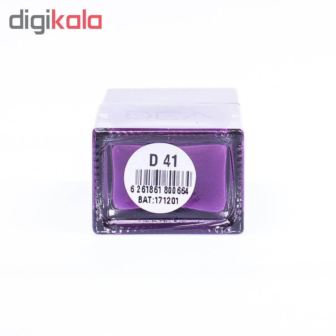لاک ناخن د آ شماره D 41