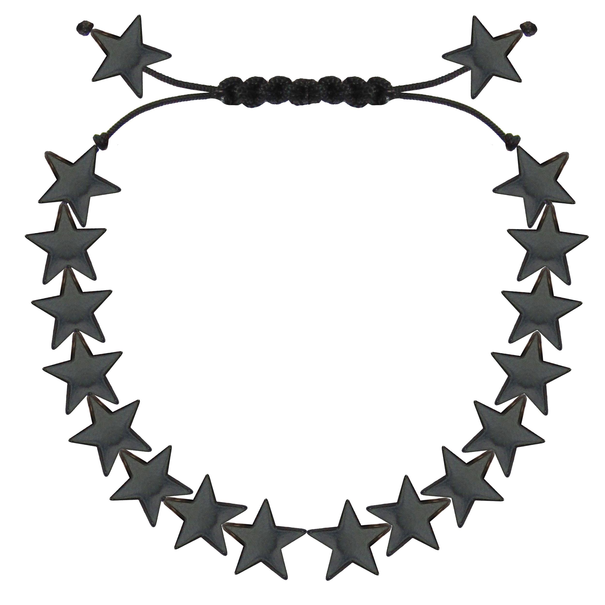 دستبند طرح ستاره کد C02
