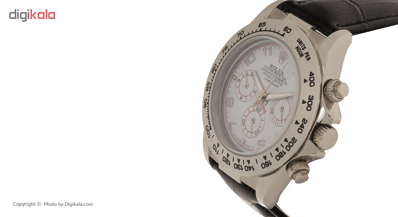 کد تخفیف                                      ساعت مچی عقربه ای مردانه کد RO6                      غیر اصل