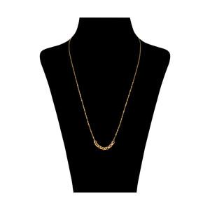 گردنبند طلا 18 عیار زنانه مایا ماهک مدل MM0953