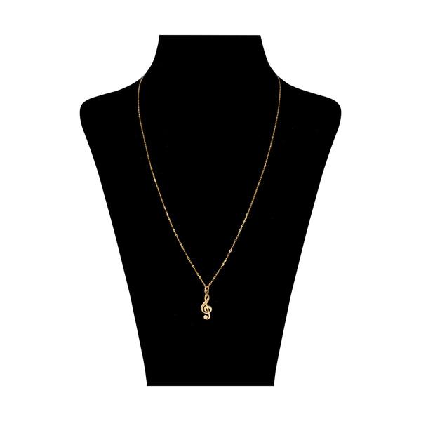 گردنبند طلا 18 عیار زنانه مایا ماهک مدل MM0960