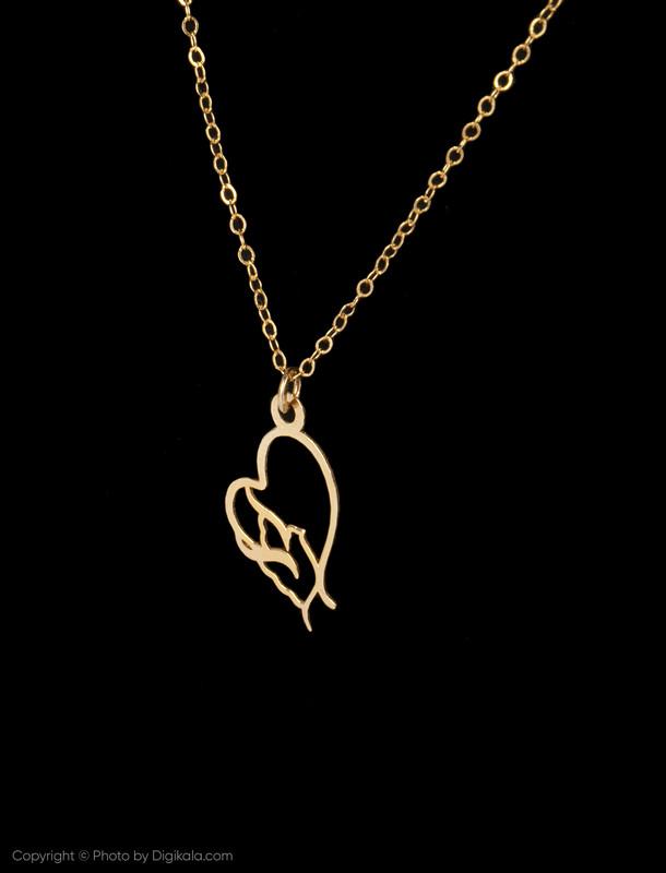 گردنبند طلا 18 عیار زنانه مایا ماهک مدل MM0954