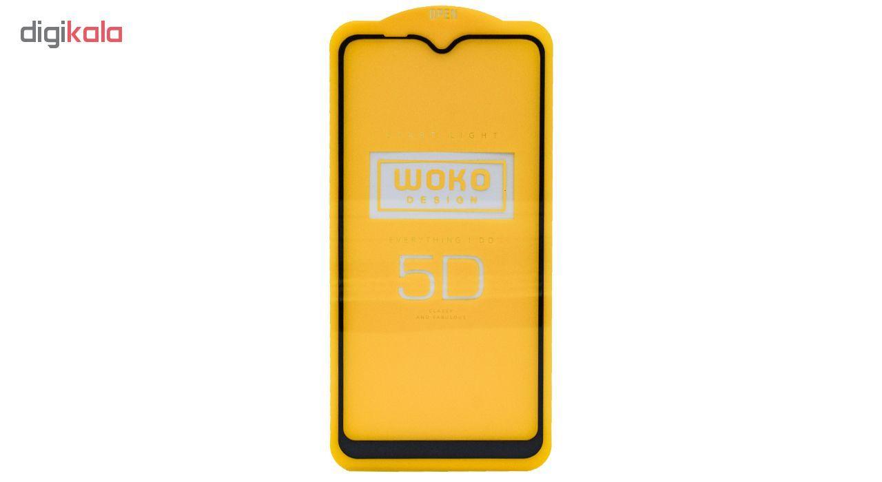 محافظ صفحه نمایش وکو مدل WK-47 مناسب برای گوشی موبایل سامسونگ Galaxy A10/M10 main 1 9