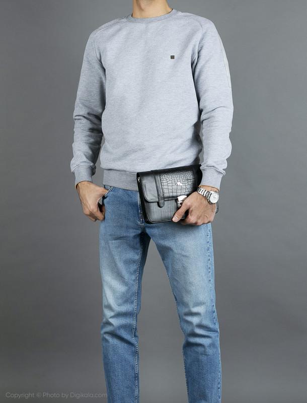 کیف دستی مردانه چرم مشهد مدل P0974
