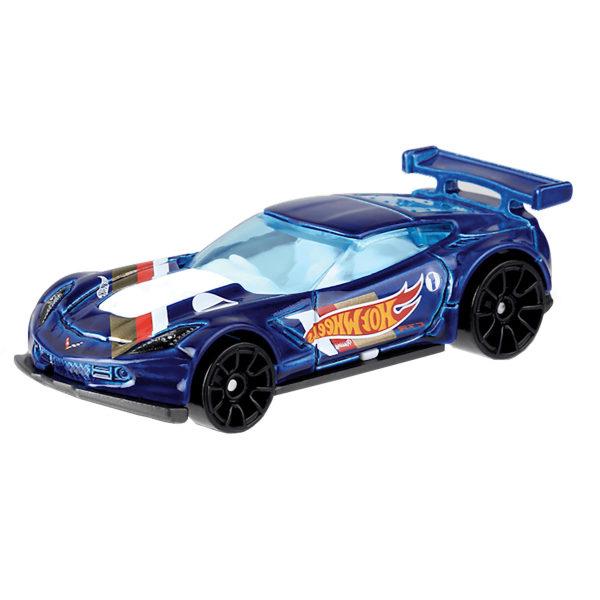 ماشین بازی هات ویلز مدل RACE TEAM کد CORVETTE  C7.R