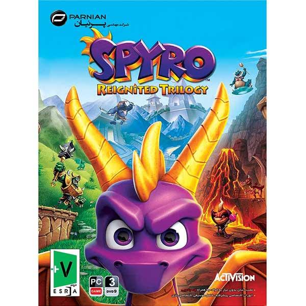 بازی Spyro مخصوص PC