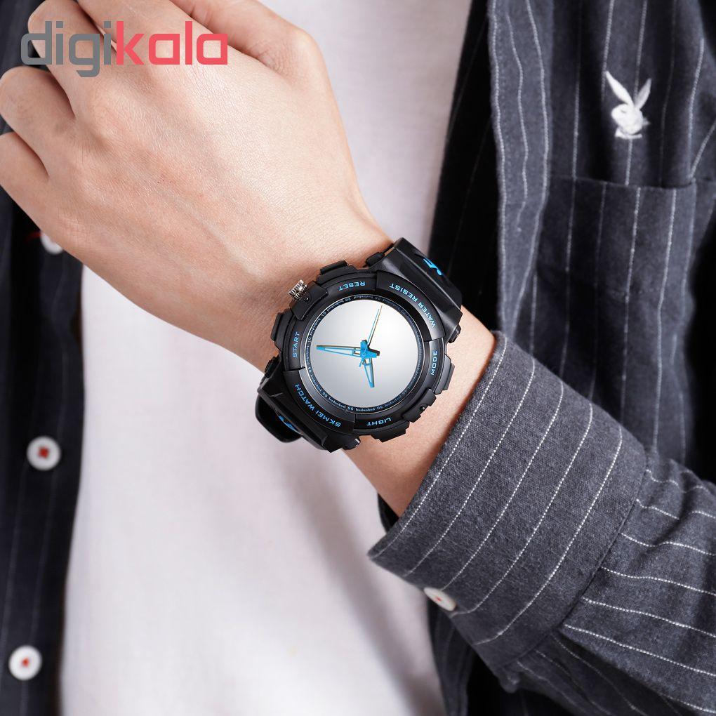 ساعت مچی عقربه ای مردانه اسکمی مدل 1521A
