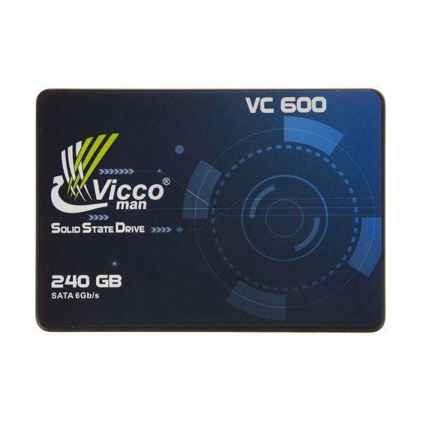 اس اس دی اینترنال ویکومن مدل VC 600 ظرفیت 240 گیگابایت