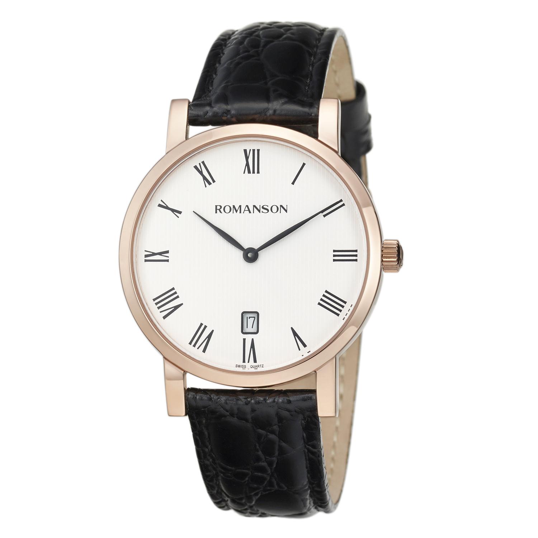 کد تخفیف                                      ساعت مچی عقربه ای مردانه رومانسون مدل TL5507CM1RAS5B