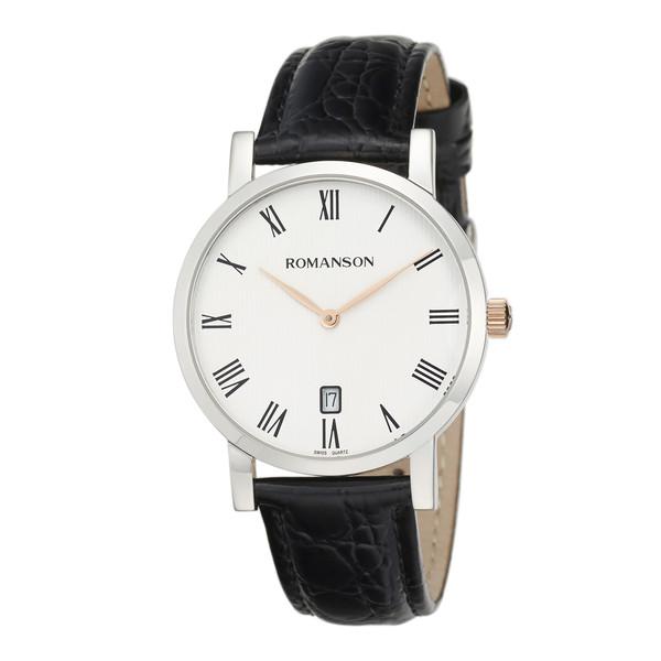ساعت مچی عقربه ای مردانه رومانسون مدل TL5507CM1JAS5R