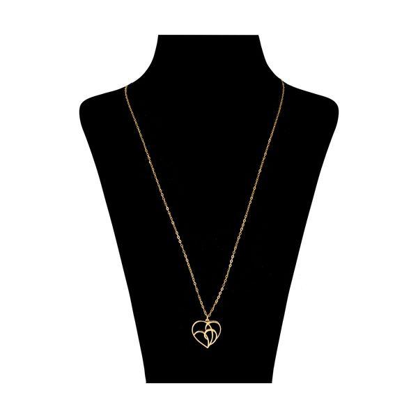 گردنبند طلا 18 عیار زنانه مایا ماهک مدل MM0957