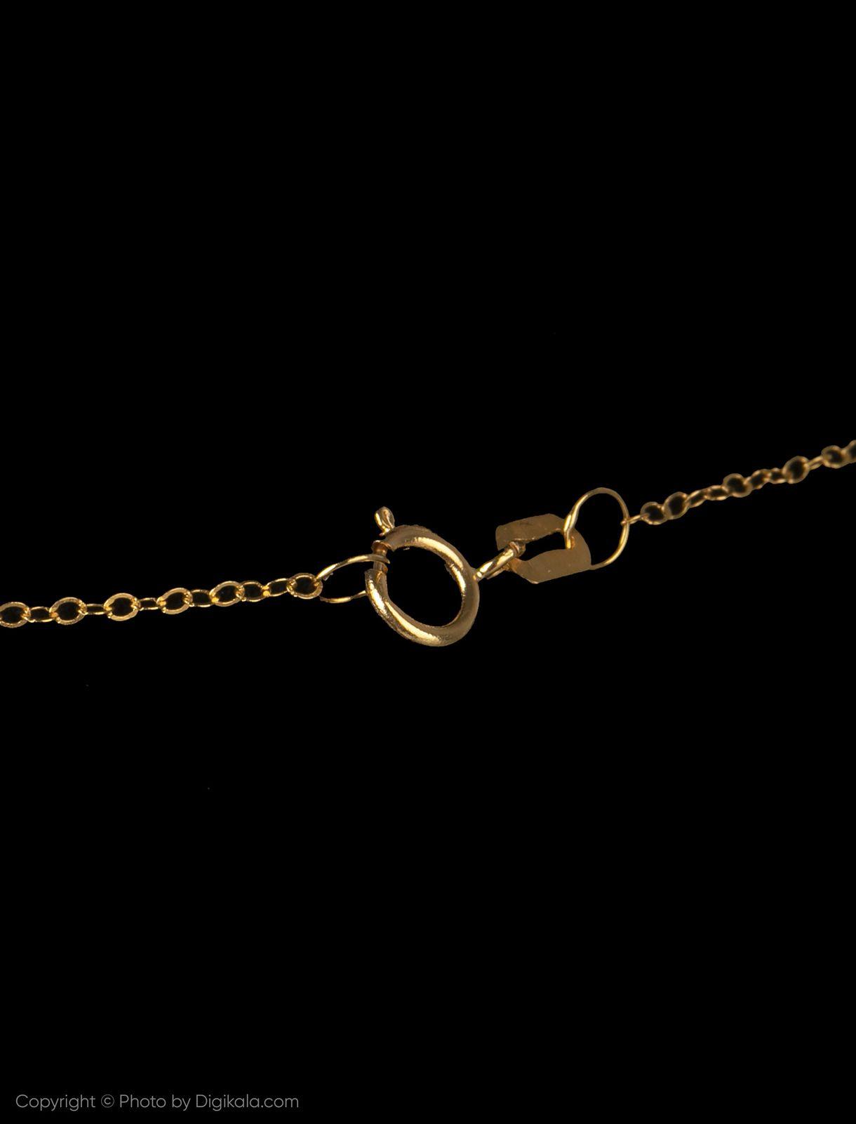 گردنبند طلا 18 عیار زنانه مایا ماهک مدل MM0959 main 1 2