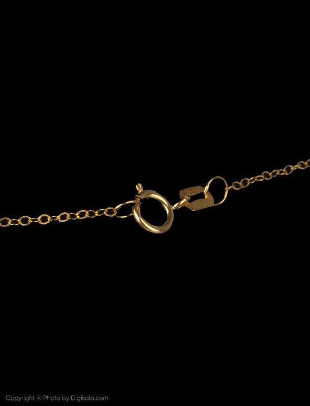 گردنبند طلا 18 عیار زنانه مایا ماهک مدل MM0959
