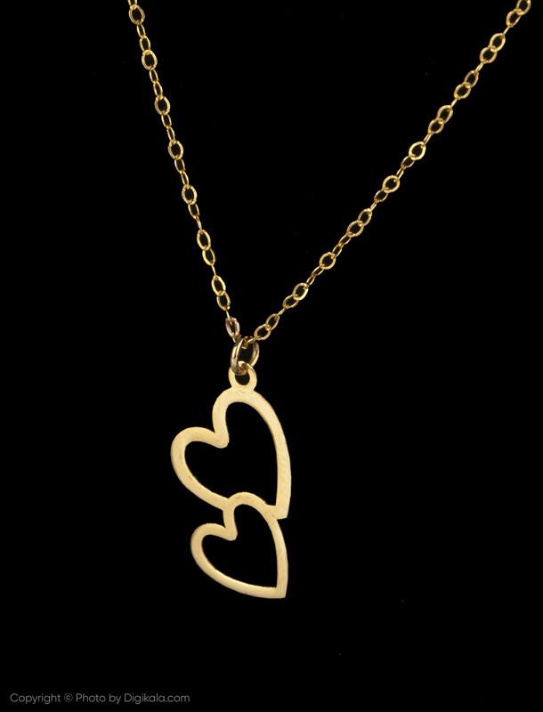 گردنبند طلا 18 عیار زنانه مایا ماهک مدل MM0955