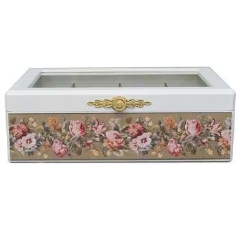 جعبه چای کیسه ای مدل T09