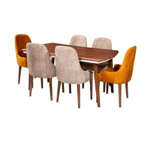 میز و صندلی ناهارخوری کد 036
