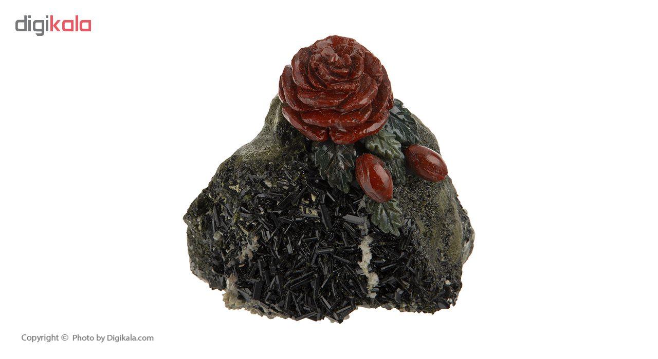 خرید                      مجسمه طرح بوته گل رز