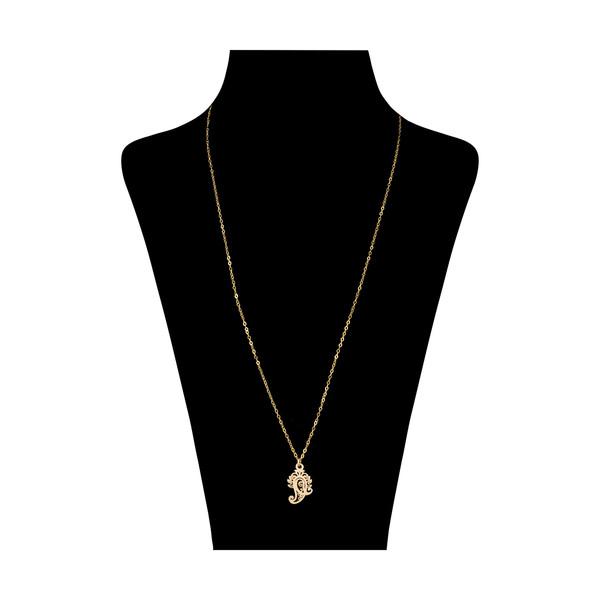 گردنبند طلا 18 عیار زنانه مایا ماهک مدل MM0961
