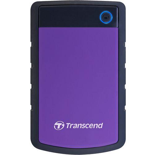 هارددیسک اکسترنال ترنسند مدل StoreJet 25H3 ظرفیت 2 ترابایت
