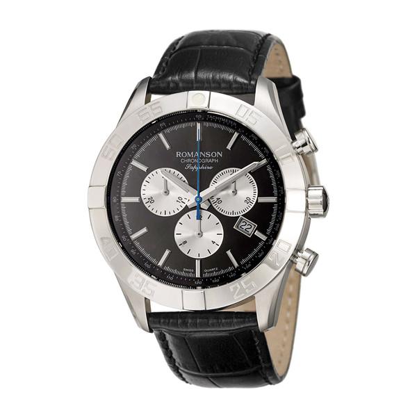 ساعت مچی عقربه ای مردانه رومانسون مدل TL8A12HMBWA3R5