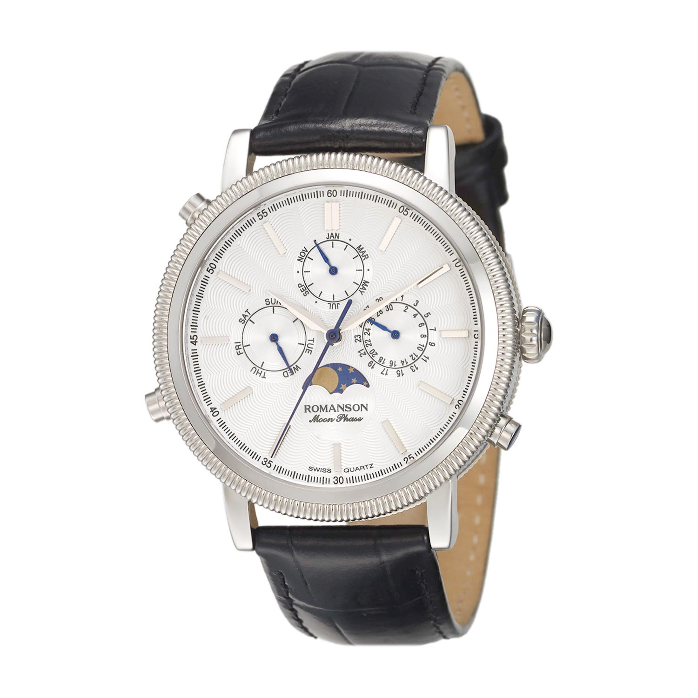 کد تخفیف                                      ساعت مچی عقربه ای مردانه رومانسون مدل TL8A08FMBWASR4