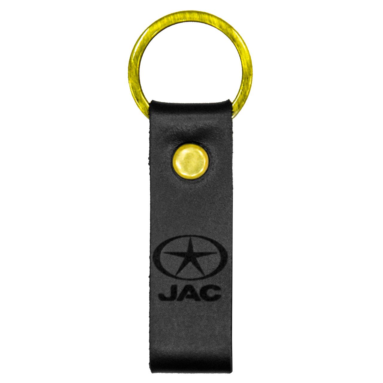 جاسوئیچی خودرو چرمینه اسپرت طرح جک کد 58003A-B