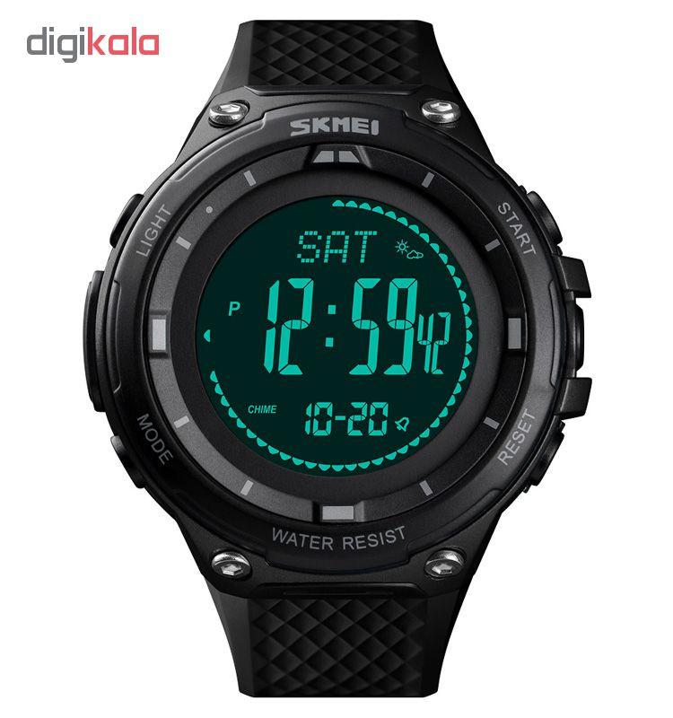 ساعت مچی دیجیتال مردانه اسکمی مدل 1443M