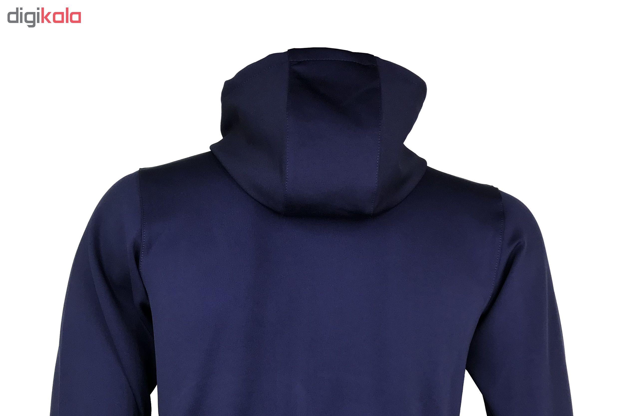 ست گرمکن و شلوار ورزشی مردانه مدل PBU02