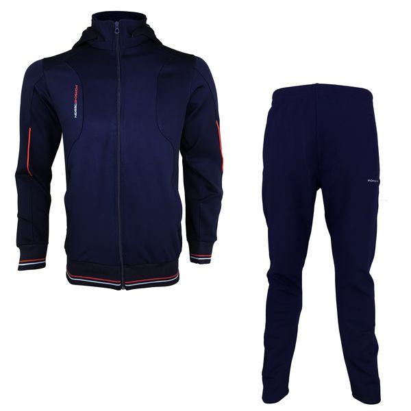 ست گرمکن و شلوار ورزشی مردانه مدل PBU02 غیر اصل
