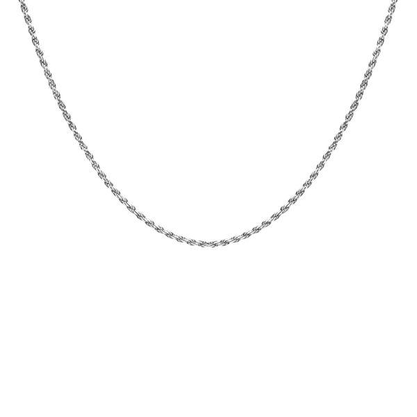 زنجیر نقره زنانه اقلیمه کد ZN19