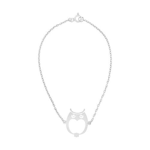 دستبند نقره زنانه نیوانی مدل DA009
