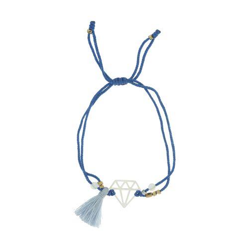 دستبند نقره زنانه نیوانی مدل DA043