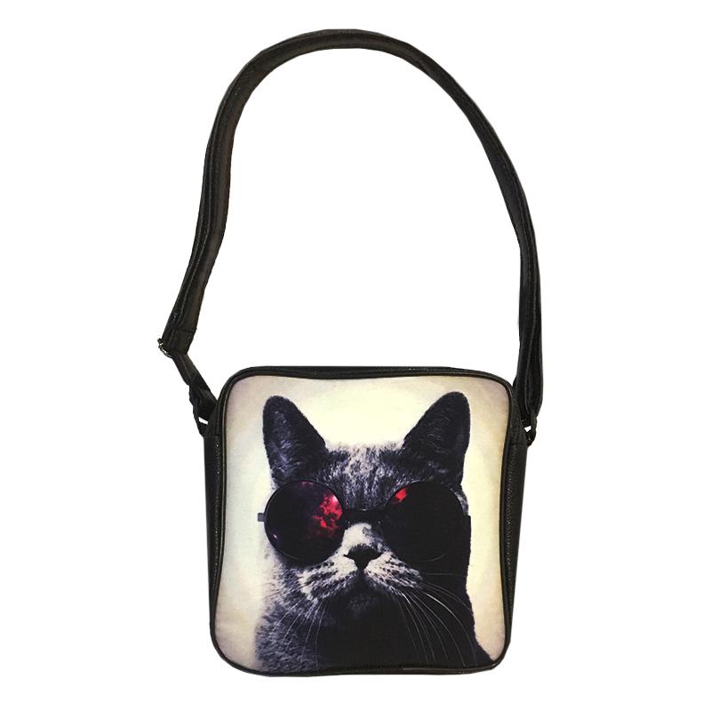 کیف دوشی طرح گربه کد m31