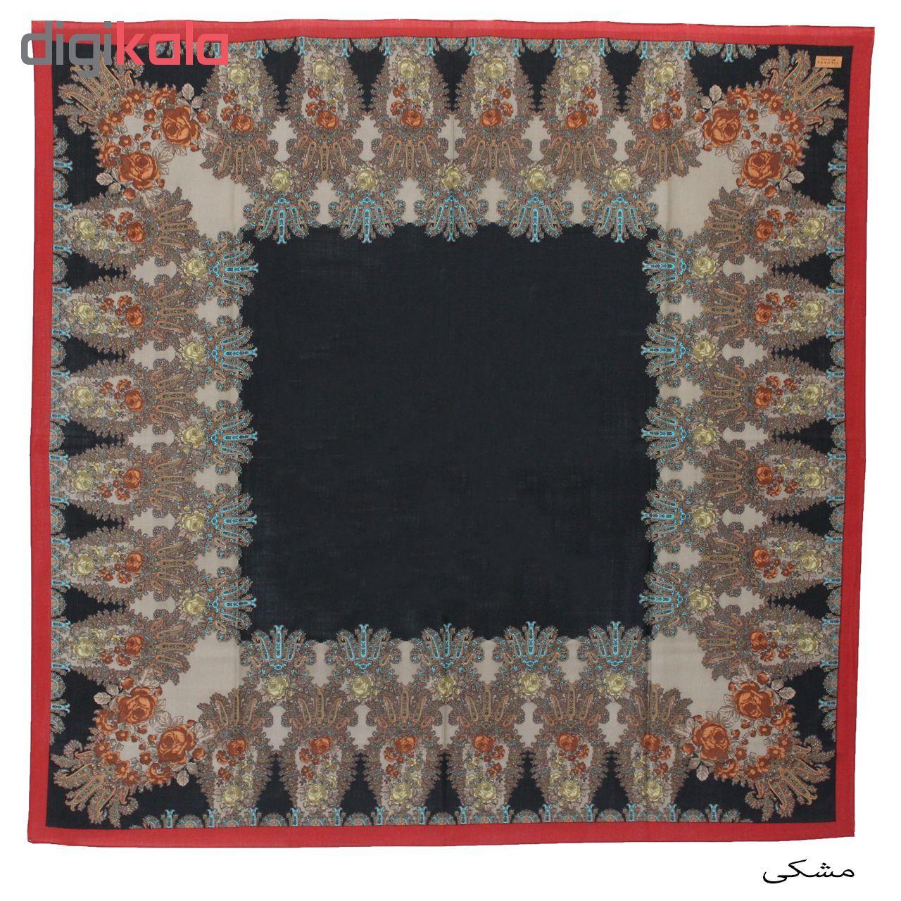 روسری زنانه برند ویسمارا مدل ملکه کد ۰۰۱۰ main 1 1