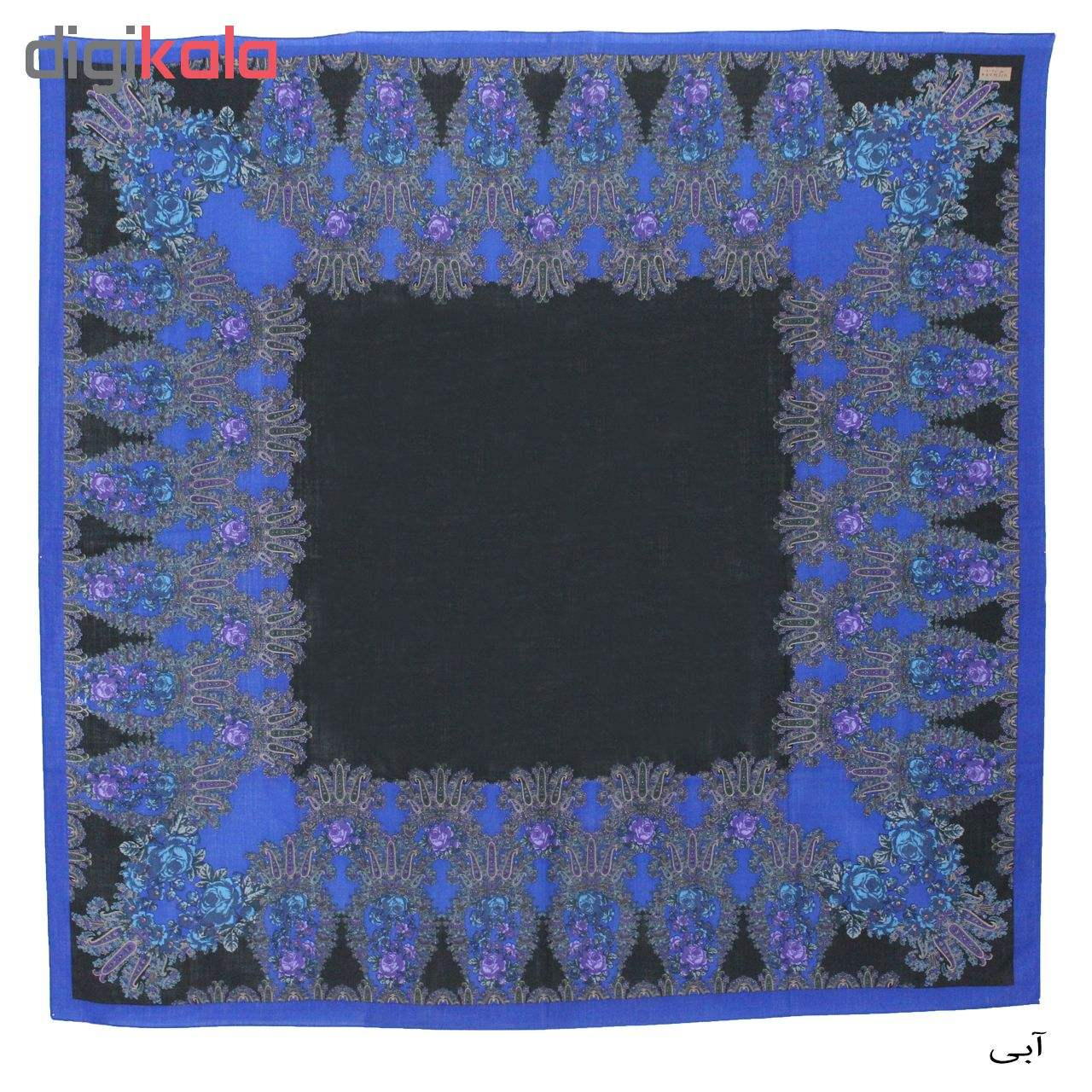 روسری زنانه برند ویسمارا مدل ملکه کد ۰۰۱۰ main 1 2