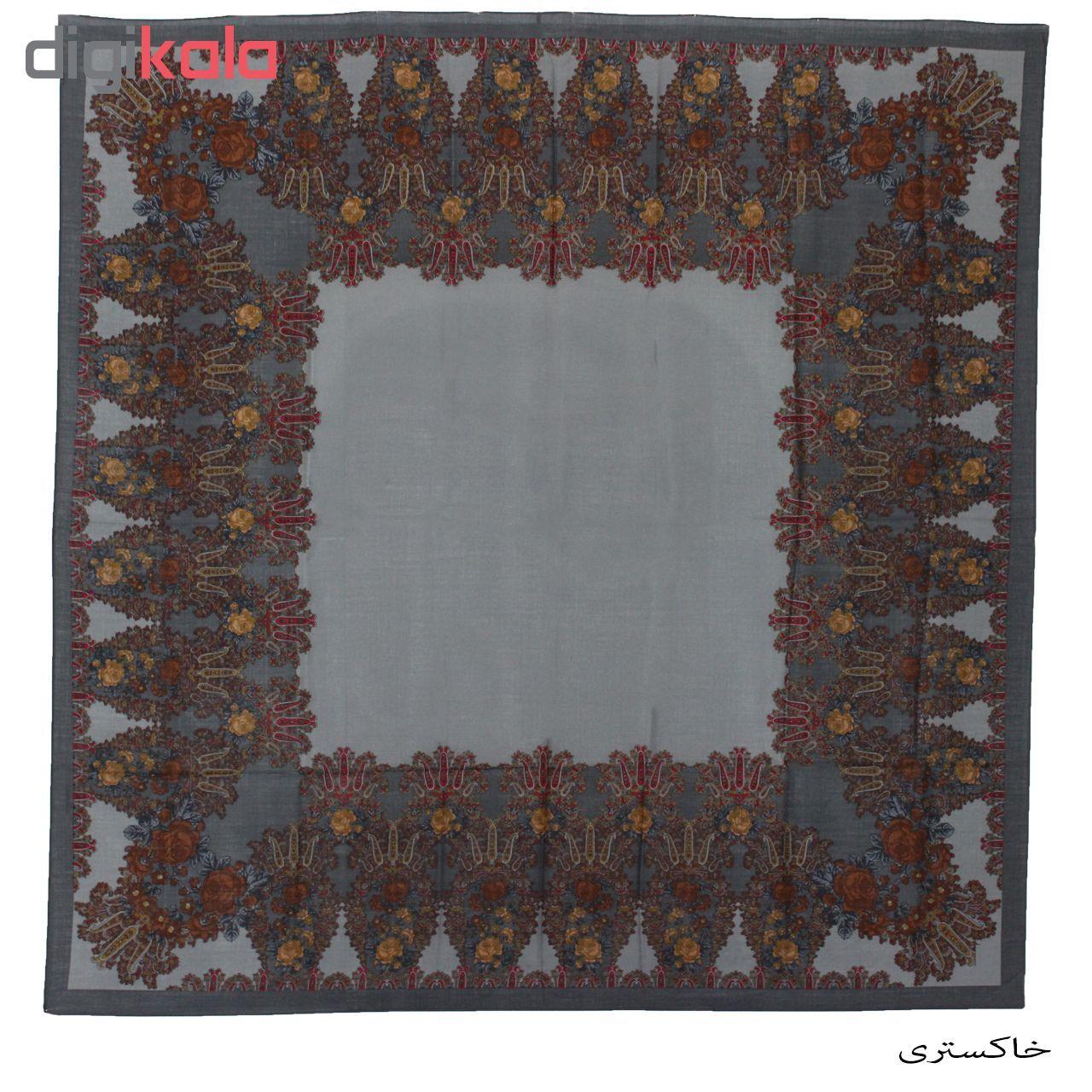 روسری زنانه برند ویسمارا مدل ملکه کد ۰۰۱۰ main 1 5