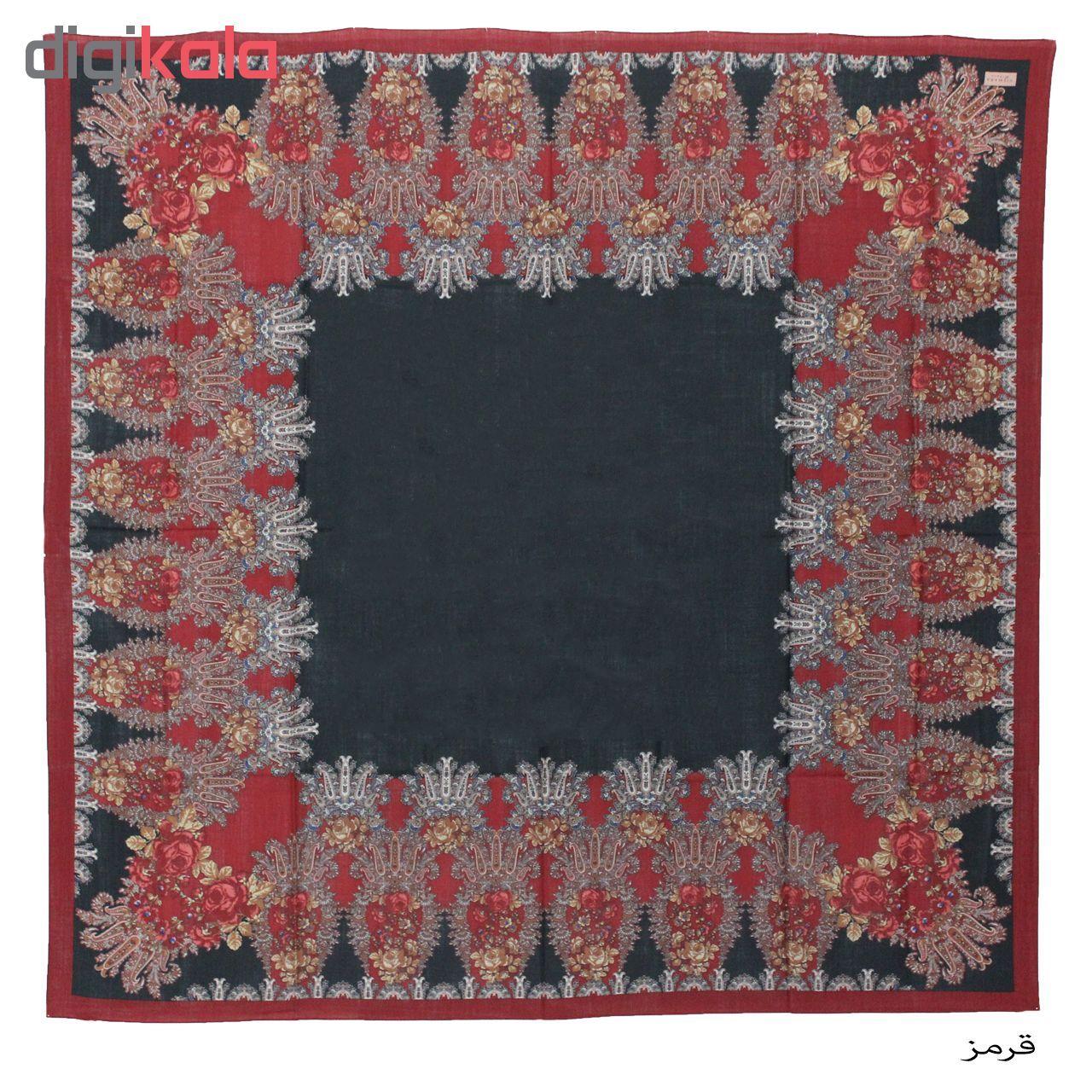 روسری زنانه برند ویسمارا مدل ملکه کد ۰۰۱۰ main 1 6