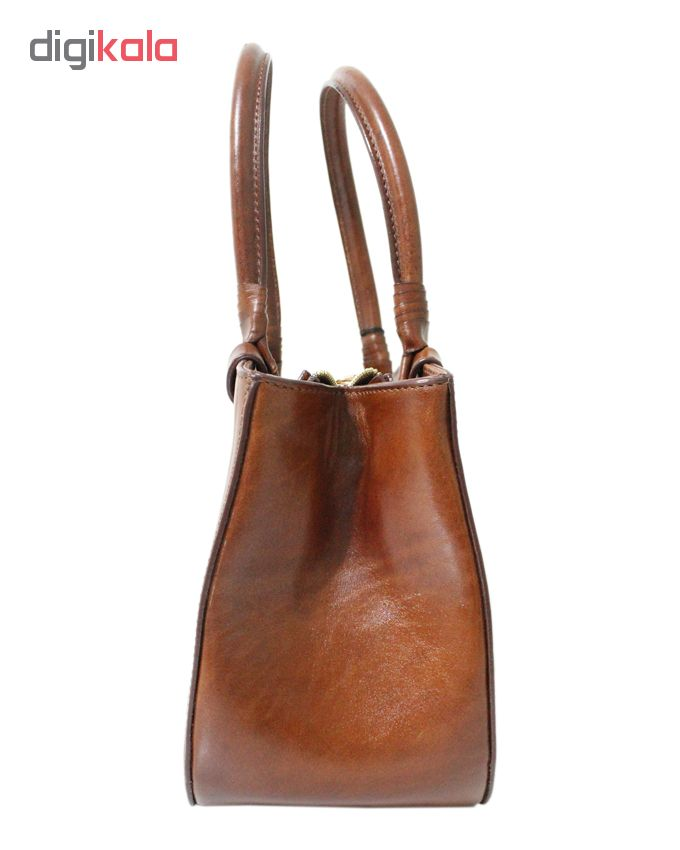 کیف دستی زنانه چرم آرا کد z040