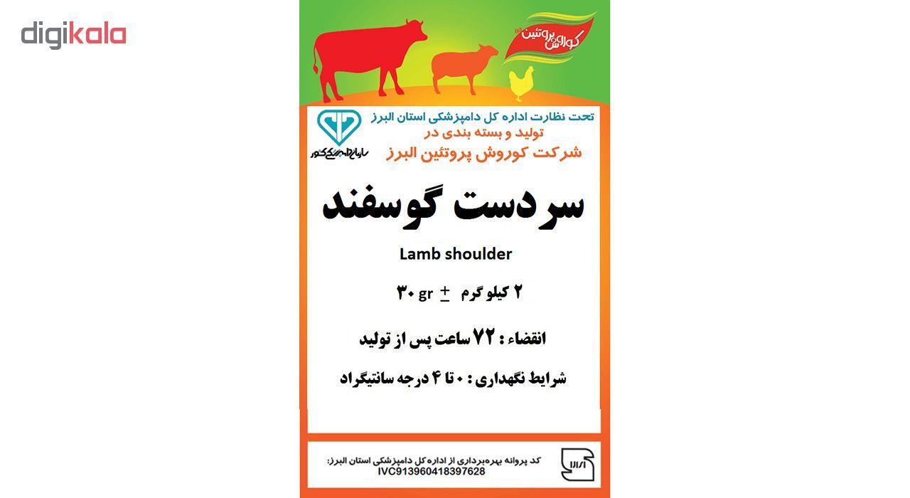 سردست گوسفند کوروش پروتئین البرز مقدار 2 کیلوگرم main 1 3